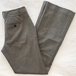 BANANA REPUBLIC FACTORY Brown Dress Pants